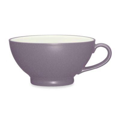 Noritake® Colorwave 18-Ounce Handled Bowl in Plum