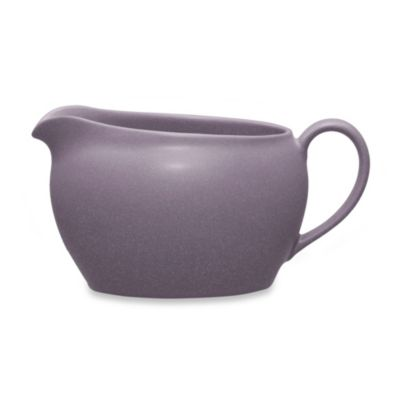 Noritake® Colorwave 20-Ounce Gravy Boat in Plum