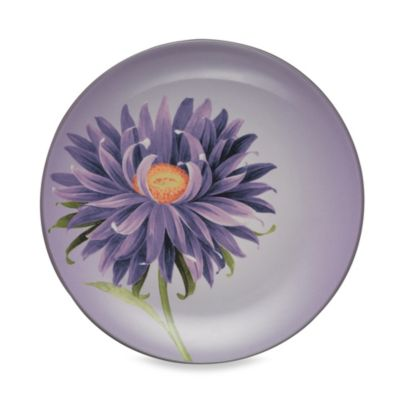 "Noritake® Colorwave ""C Rose"" Accent Plate in Plum"