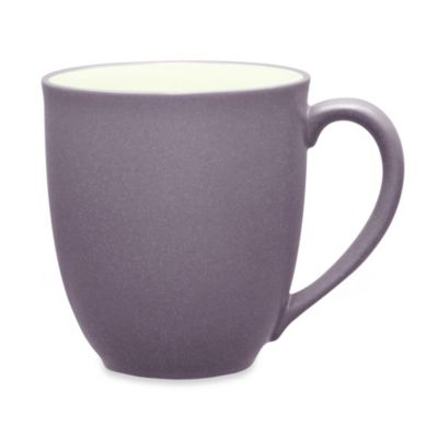 Noritake® Colorwave 12-Ounce Mug in Plum