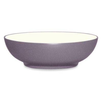 Noritake® Colorwave 22-Ounce Cereal/Soup Bowl in Plum