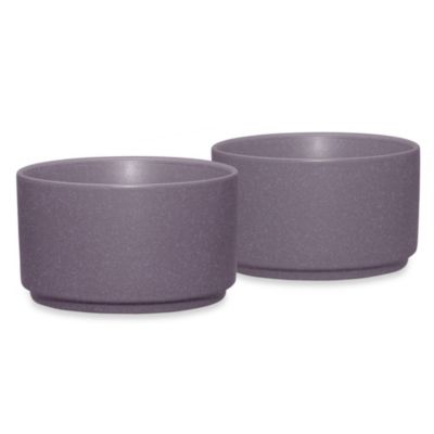 Noritake® Colorwave 9-Ounce Ramekin Set in Plum (Set of 2)