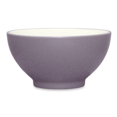 Noritake® Colorwave 18-Ounce Rice Bowl in Plum