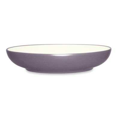 Noritake® Colorwave 89-1/2-Ounce Pasta Serving Bowl in Plum