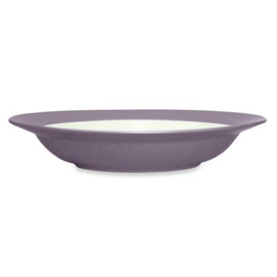 Colorwave Soup Bowl in Plum