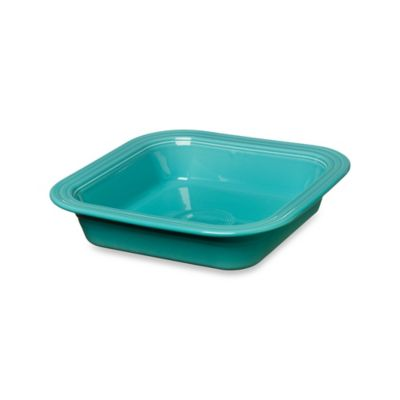 Fiesta® 9-Inch Square Baker in Turquoise