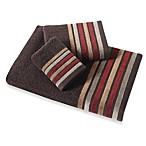 Bombay® Bathroom Towel Collection in Brown