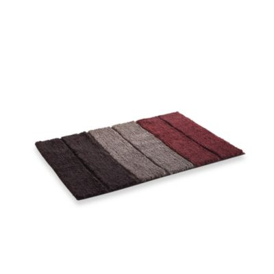 Bombay® Bath Rug in Brown
