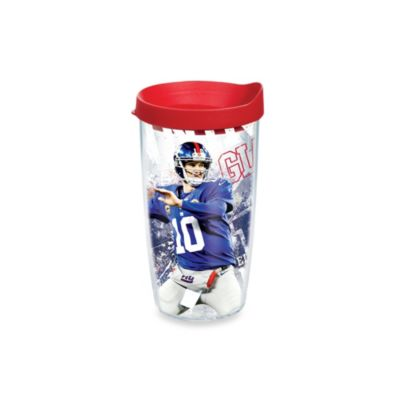 Tervis® Eli Manning 16-Ounce Wrap Tumbler with Lid
