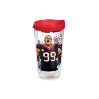 Tervis® JJ Watt 16-Ounce Wrap Tumbler with Lid