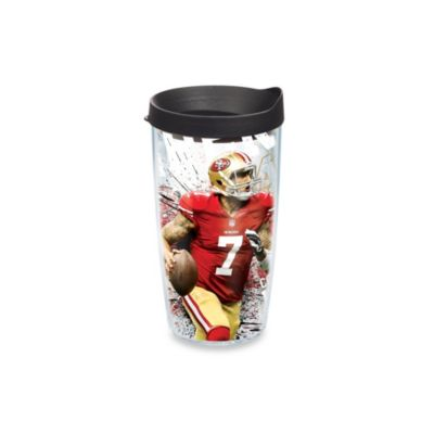 Tervis® NFL San Francisco 49ers Colin Kaepernick 16-Ounce Wrap Tumbler with Lid