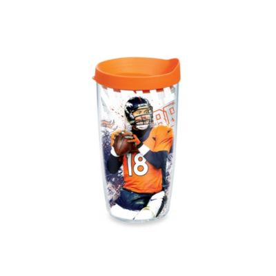 Tervis® Peyton Manning Colossal Wrap 16-Ounce Tumbler with Lid