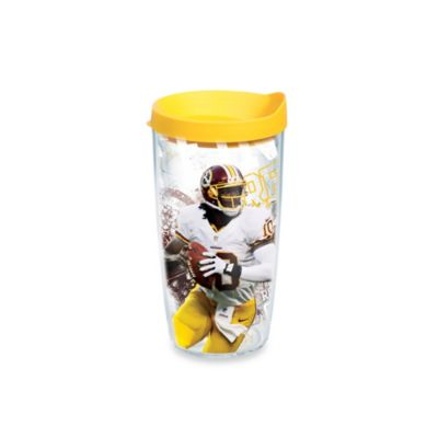 Tervis® Robert Griffin III Wrap 16-Ounce Tumbler with Lid