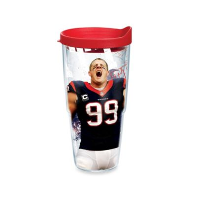 Tervis® JJ Watt Colossal Wrap 24-Ounce Tumbler with Lid