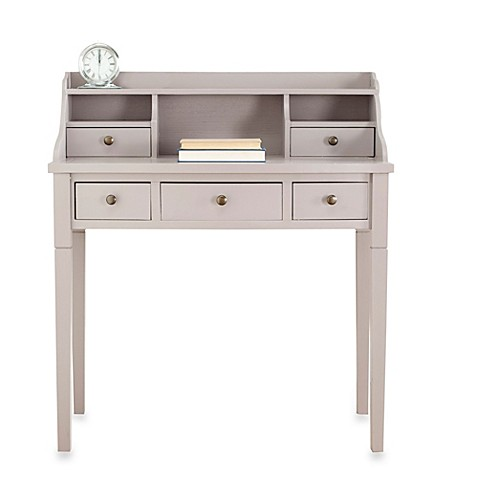 Safavieh Landon Writing Desk in Grey