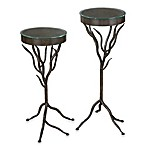 Uttermost Esher Plant Stands (Set of 2)