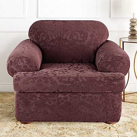 Buy Slipcovers For Chairs From Bed Bath Amp Beyond