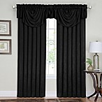 Insola Eden Blackout Rod Pocket/Back Tab Window Curtain Panels and Valance