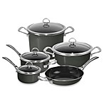 Chantal® Copper Fusion® 9-Piece Cookware Set in Onyx
