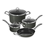 Chantal® Copper Fusion® 7-Piece Cookware Set in Onyx