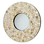 Mother of Pearl Art Mirror