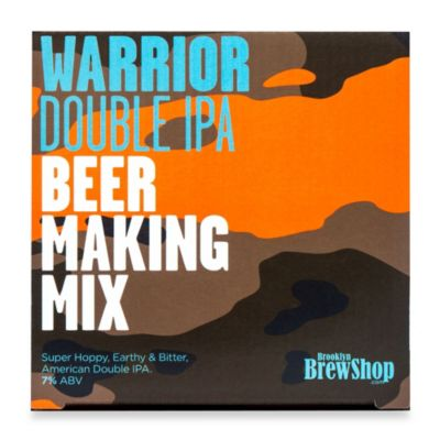 Brooklyn BrewShop Warrior Double IPA Beer Refill Mix