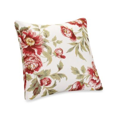Sure Fit® Stretch Olivia 18-Inch Pillow