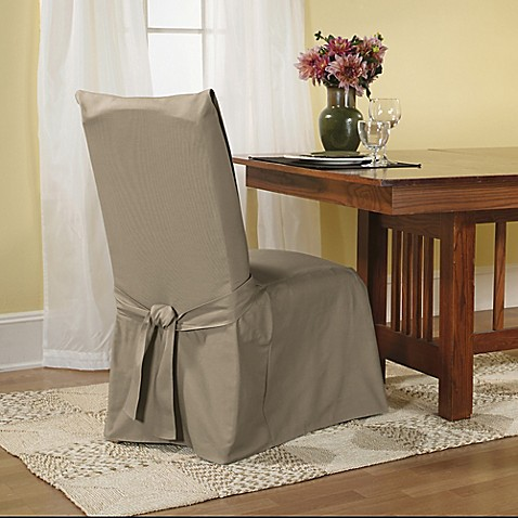 Buy Sure Fit 174 Duck Supreme Cotton Dining Room Chair