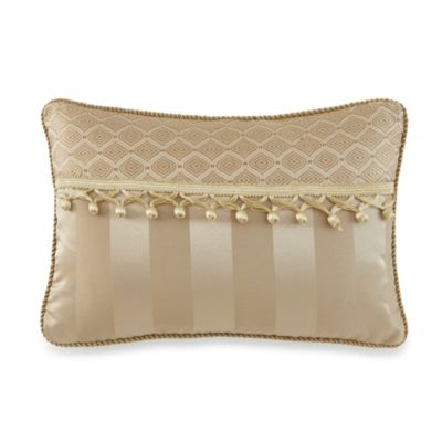 Waterford® Linens Anya Boudoir Throw Pillow