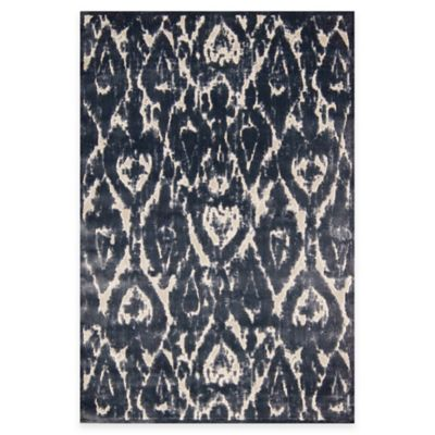 Kenneth Cole Reaction Home Hudson 7-Foot 6-Inch x 9-Foot 9-Inch Rug in Stone
