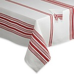 Union Square Tablecloth and 2-Pack of Napkins
