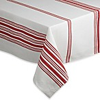 Union Square Tablecloth in Red