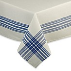 Benton Woven Cotton Tablecloth and Napkins