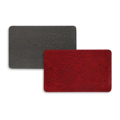 Calm Chef Anti-Fatigue Kitchen Mat in Sonoma Red