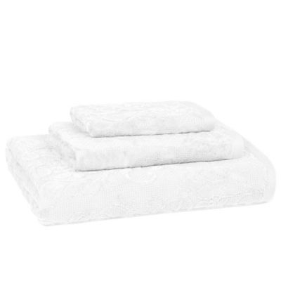 buy grey and white bath towels from bed bath beyond. Black Bedroom Furniture Sets. Home Design Ideas