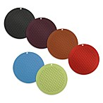 Round Silicone Pot Holder 2-Pack