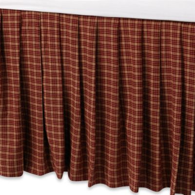 Donna Sharp Campfire Square King Bed Skirt