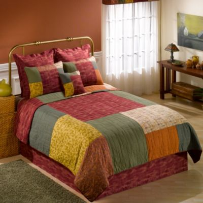 Donna Sharp Southwest Square Twin Quilt
