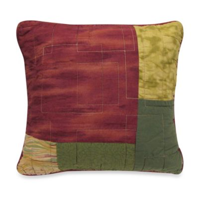 Donna Sharp Southwest Quilt Square Decorative Pillow