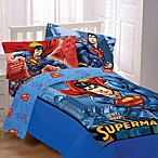 Superman Twin/Full Comforter