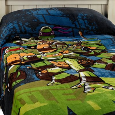 Teenage Mutant Ninja Turtles Bedding Juvenile