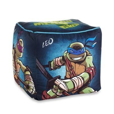 Teenage Mutant Ninja Turtles Dark Ninja Printed Pouf