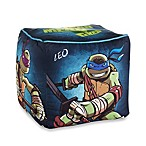 Teenage Mutant Ninja Turtles Dark Ninja Printed Pouf