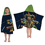 Teenage Mutant Ninja Turtles Dark Ninja Cape-Style Hooded Towel