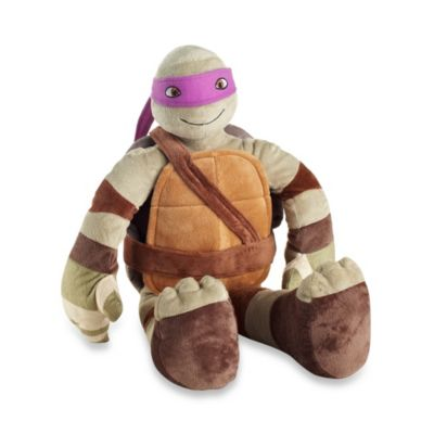 Teenage Mutant Ninja Turtles Donatello Pillow Buddy