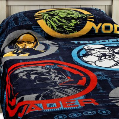 Star Wars Throw Blankets
