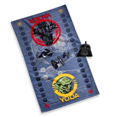Disney® Star Wars™ Bath Towel and Wash Mitt Set