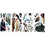 RoomMates® Disney® Star Wars™ Classic Peel and Stick Wall Decals