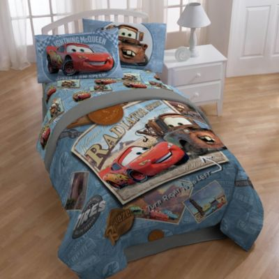 Disney® Cars Printed Twin/Full Comforter