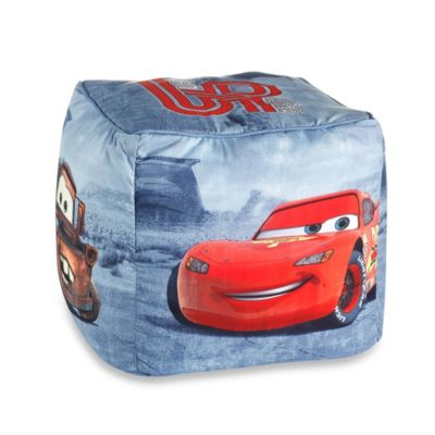 Disney® Cars Bedding and Accessories > Disney® Cars Printed Pouf